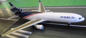 World MD-11F N279WA