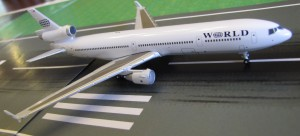 World MD-11 N277WA