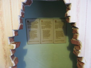 The Hiding Place at the Corrie ten Boom house